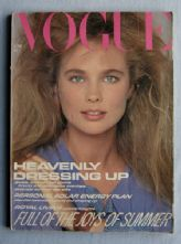 Vogue Magazine - 1981 - June